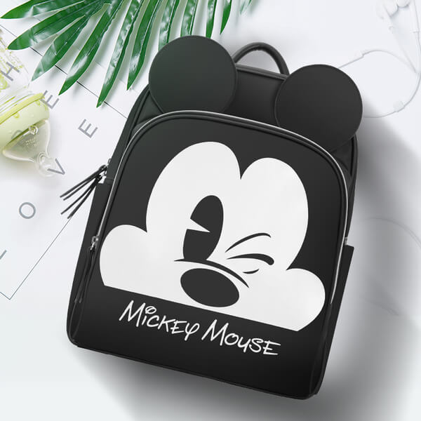 Disney Mickey Wink Diaper Bag