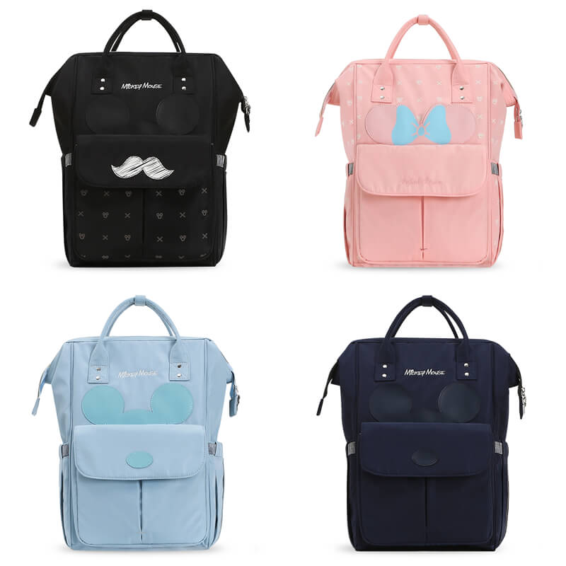 Disney The Cover Up Diaper Bag
