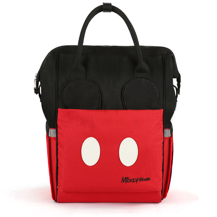 Disney Minnie & Mickey Original Diaper Bag