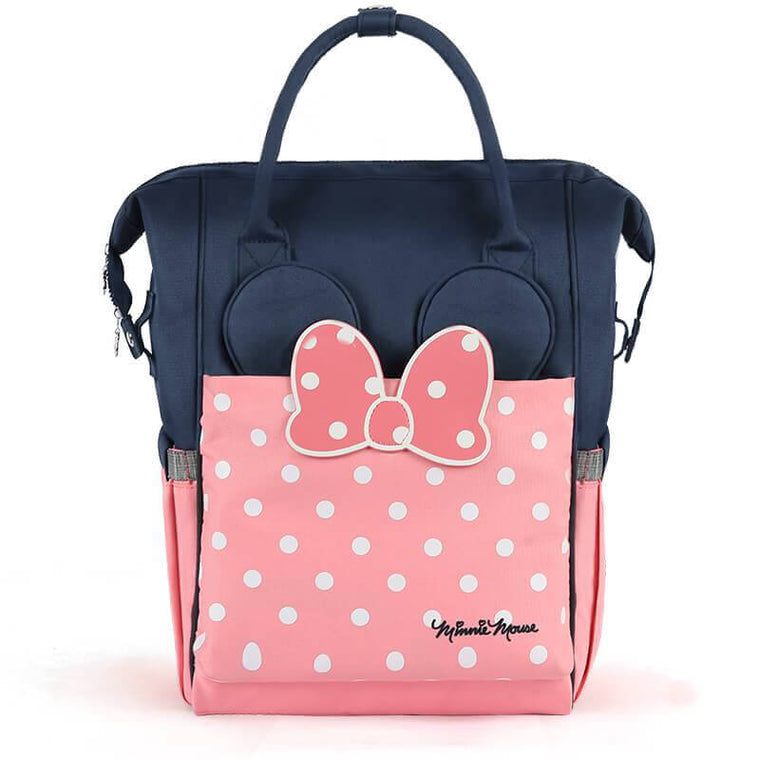 Disney Minnie & Mickey Original Diaper Bag (Special Deal)