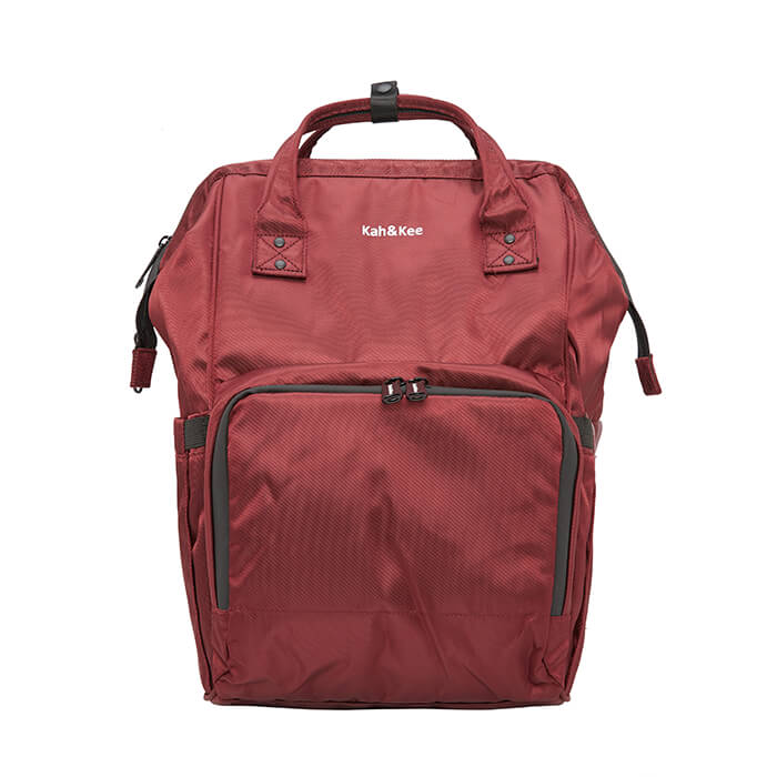 Everlast Diaper Bag - Wine Red