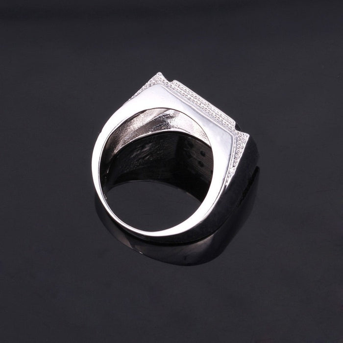 Pave Sixteen Ring