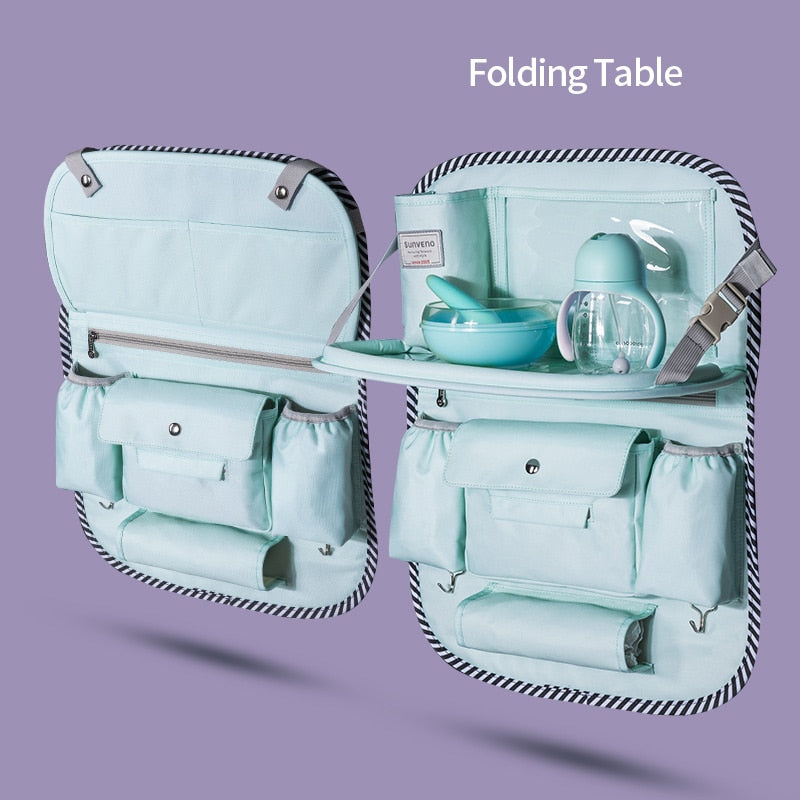 Backseat Organizer with Tray