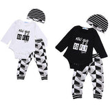 Newborn Take Home Set-New Guy So Fly Outfit