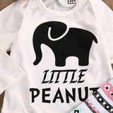 Little Peanut Baby Girl Set