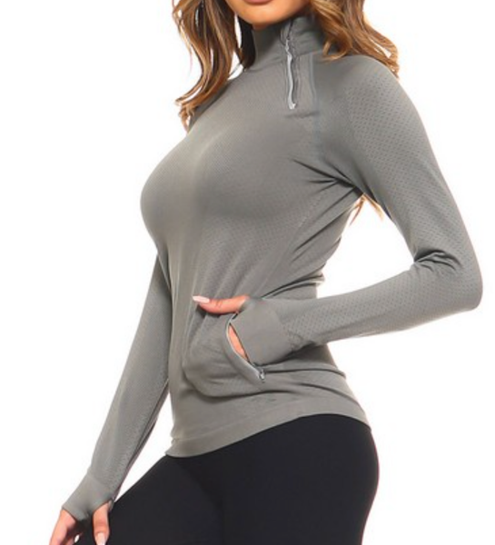 Seamless Performance top