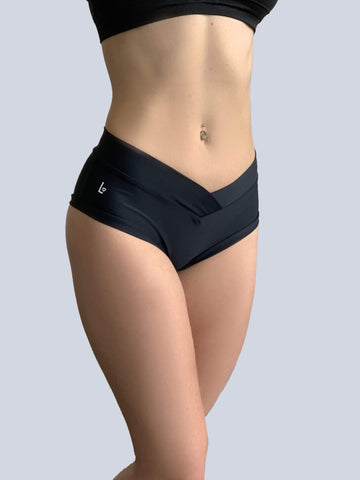 PoleActive Shorts Basic Black Shorts for New Email Subscribers
