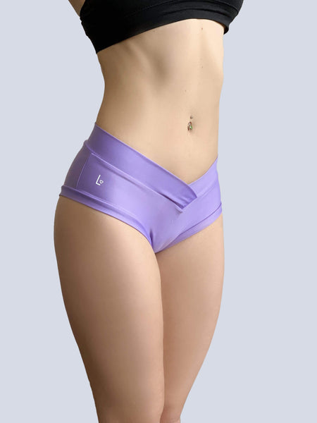 Essential Shorts 2.0 Lilac - PoleActive - PoleActive
