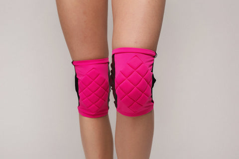 Poledancerka Accessories Poledancerka Knee Pads© Pink