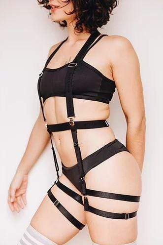 Body Harness Suspender 3 in 1 - Rolling - PoleActive