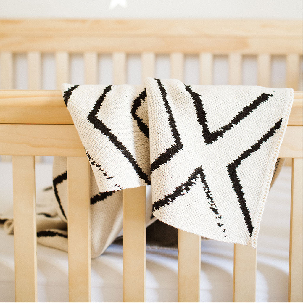 Seek & Swoon Baby Anywhere Throw Blanket