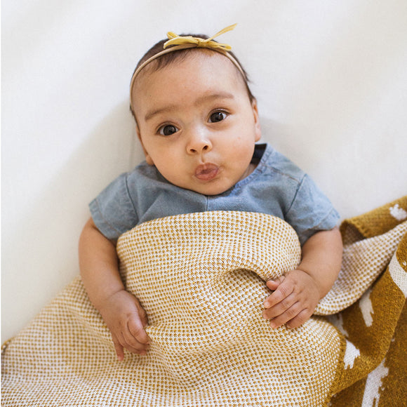Seek & Swoon Baby Diana Throw Blanket