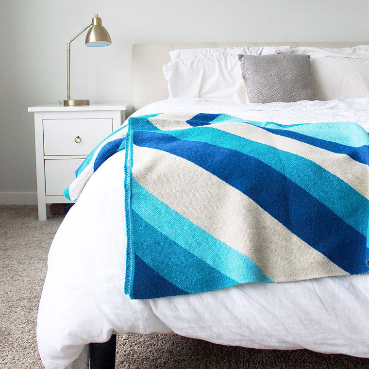 Seek & Swoon Isla Throw Blanket