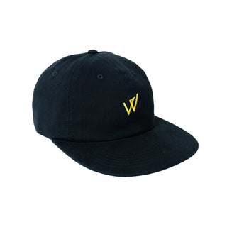 WALPHY SPORTS CAP DENIM BLACK