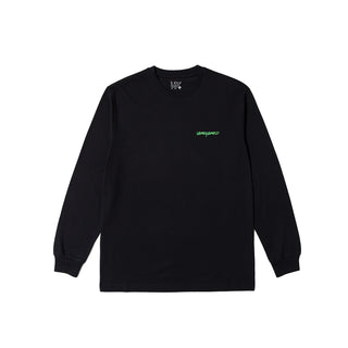 LOWGOS FLUROS LONG SLEEVE BLACK