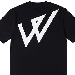 LOWGO'S T-SHIRT BLACK