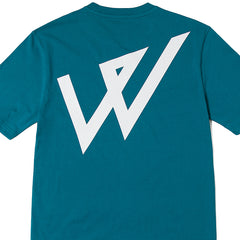 LOWGO'S T-SHIRT TEAL