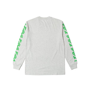 NEO ZIPPEE LONG SLEEVE SNOW MARL