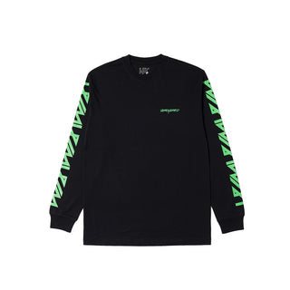 NEO ZIPPEE LONG SLEEVE BLACK
