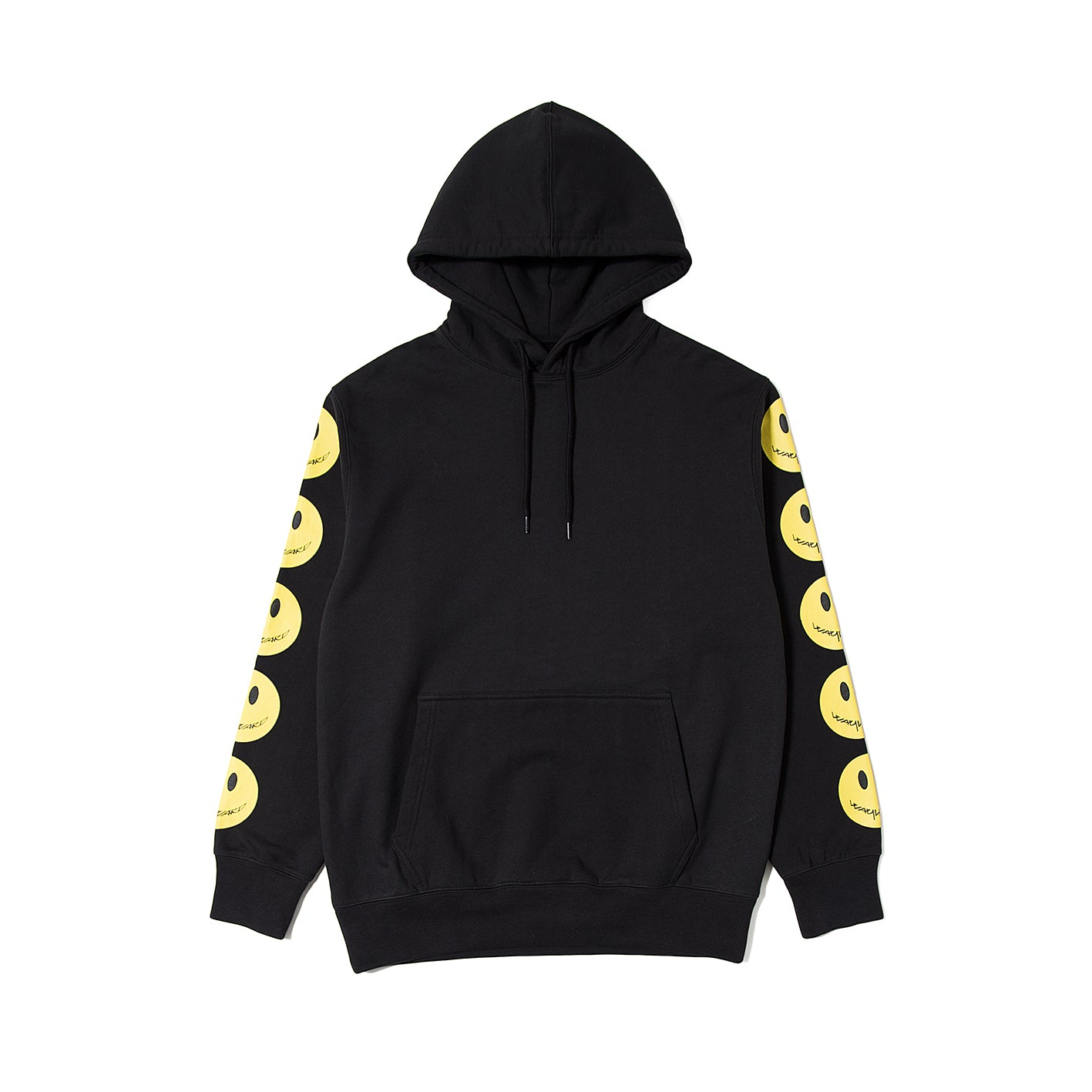 SMILEE HOOD BLACK