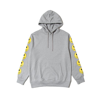 SMILEE HOOD GREY MARL