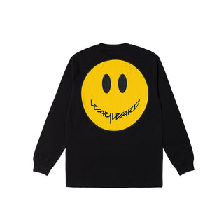SMILEE LONGSLEEVE BLACK