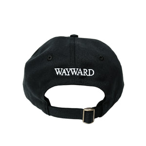 WALPHY SPORTS CAP BLACK