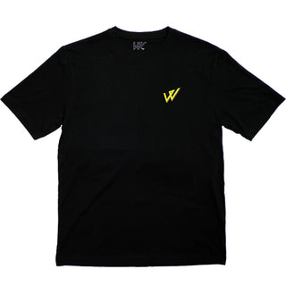 CIGGIES T-SHIRT BLACK