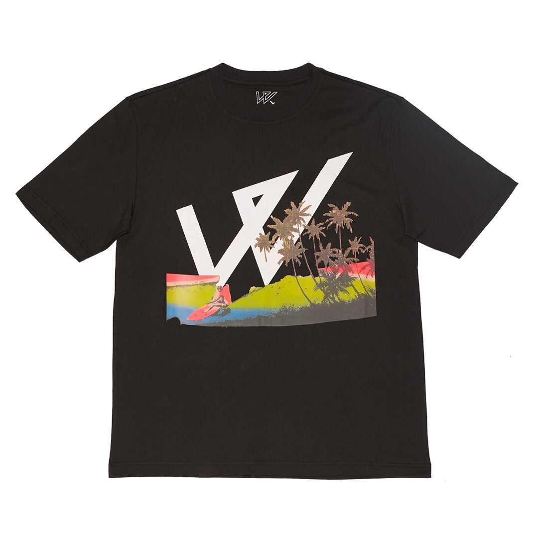 MIAMI WICE T-SHIRT BLACK