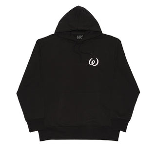 OPIUM FLASHBACK HOODED SWEATSHIRT BLACK
