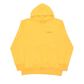 PASTEL DE NUTTAH HOODED SWEATSHIRT SUNFLOWER