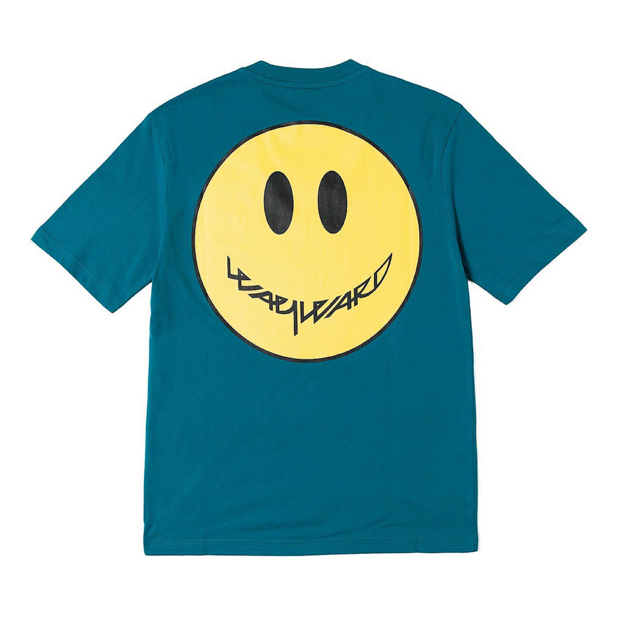 SMILEE T-SHIRT TEAL
