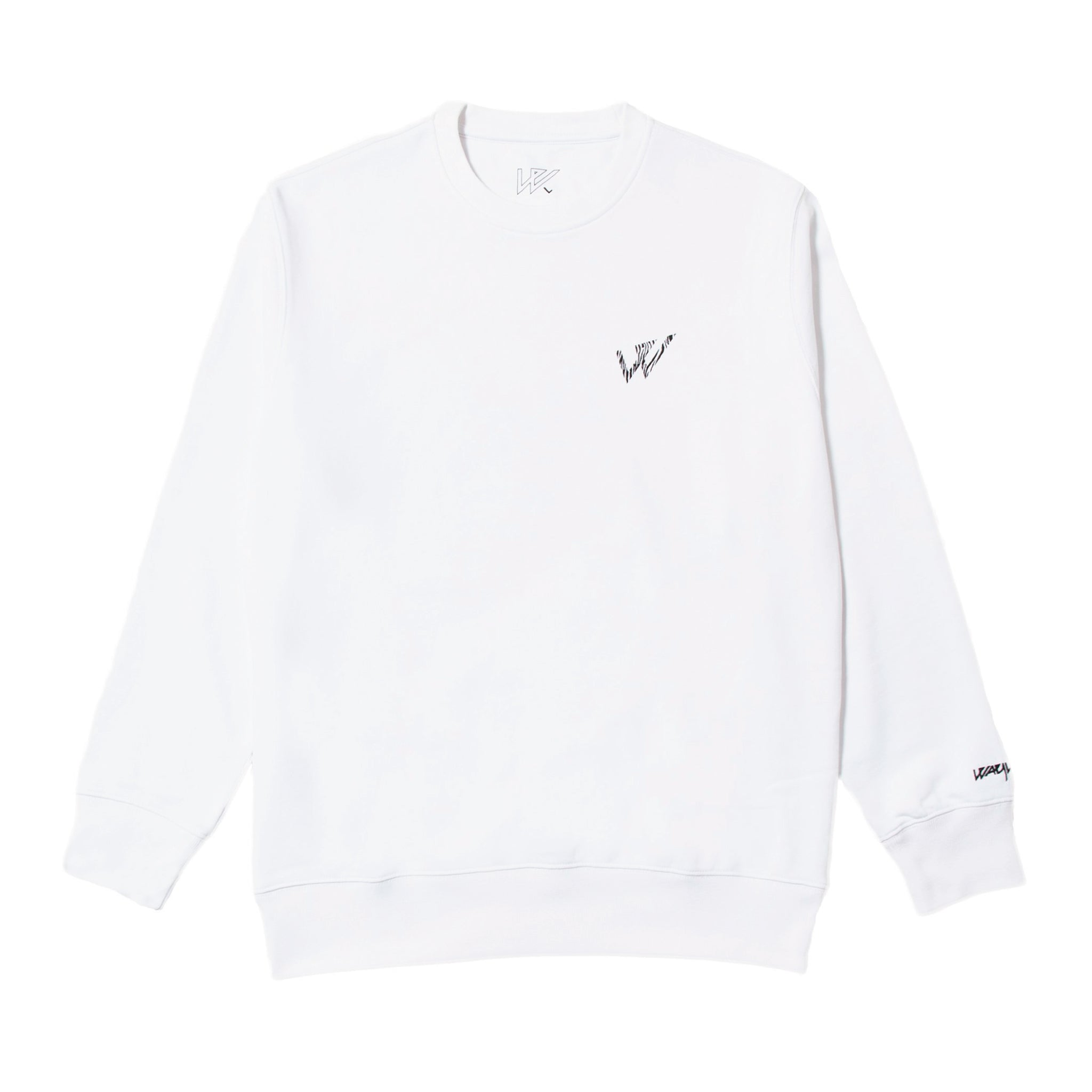 TONY CREW SWEATSHIRT WHITE