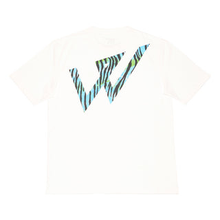 TROPICAL TONY T-SHIRT WHITE