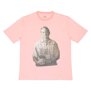 WILL WURRAY T-SHIRT PINK