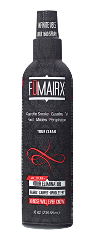 8oz True Clean Fumairx Carpet, Fabric, Upholstery Odor Eliminator - Affiliate