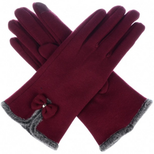 ONGKI FLEECE TOUCH GLOVES