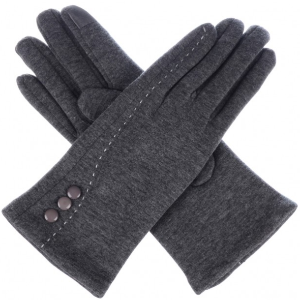 TOKYO FLEECE TOUCH GLOVES - GraceHats Gloves GraceHats - Grace Hats