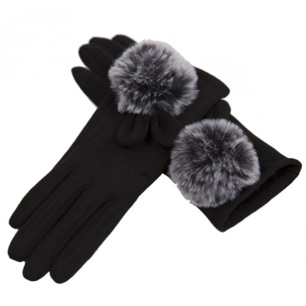 YOON POM GLOVES - GraceHats Gloves GraceHats - Grace Hats
