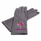 FLAMINGO TXT GLOVES - GraceHats Gloves Grace Hats - Grace Hats