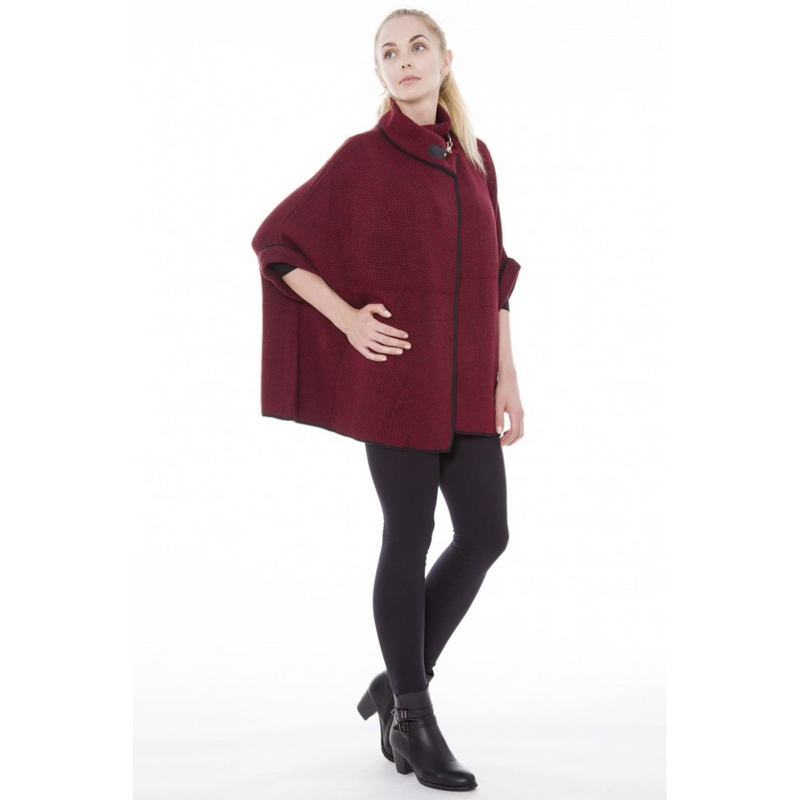 COZY WORK CAPE - GraceHats Cape Grace Hats - Grace Hats