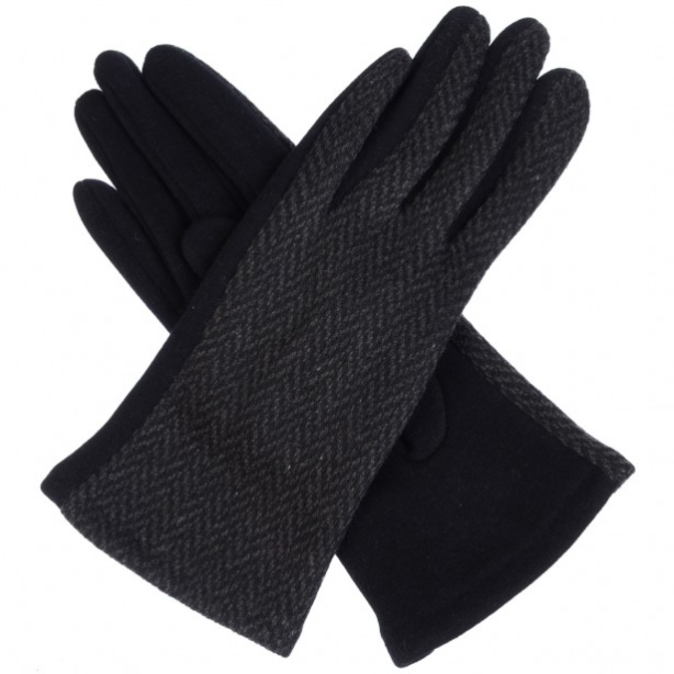 MINDY FLEECE T GLOVES - GraceHats Gloves Grace Hats - Grace Hats