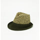 ASYMMETRY HAT DILL - GraceHats Hat Grace Hats - Grace Hats