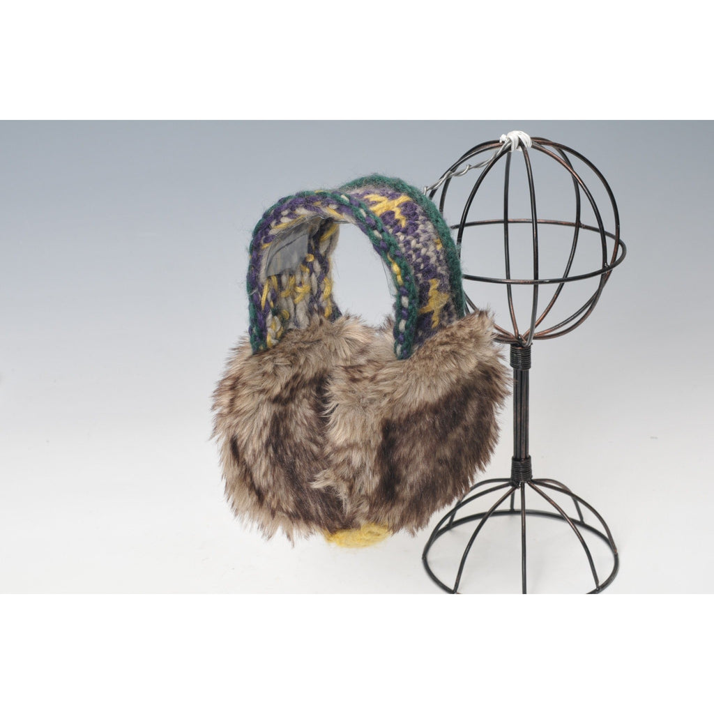 TURKEY EARMUFF - GraceHats Earmuffs Grace Hats - Grace Hats