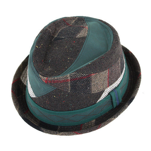 Ray Hat Green - GraceHats Hat Grace Hats - Grace Hats