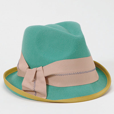 ASYMMETRY HAT MORRY
