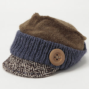 CIAO CAP SQUIRREL - GraceHats Cap Grace Hats - Grace Hats