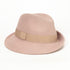 ASYMMETRY FELT HAT NOS