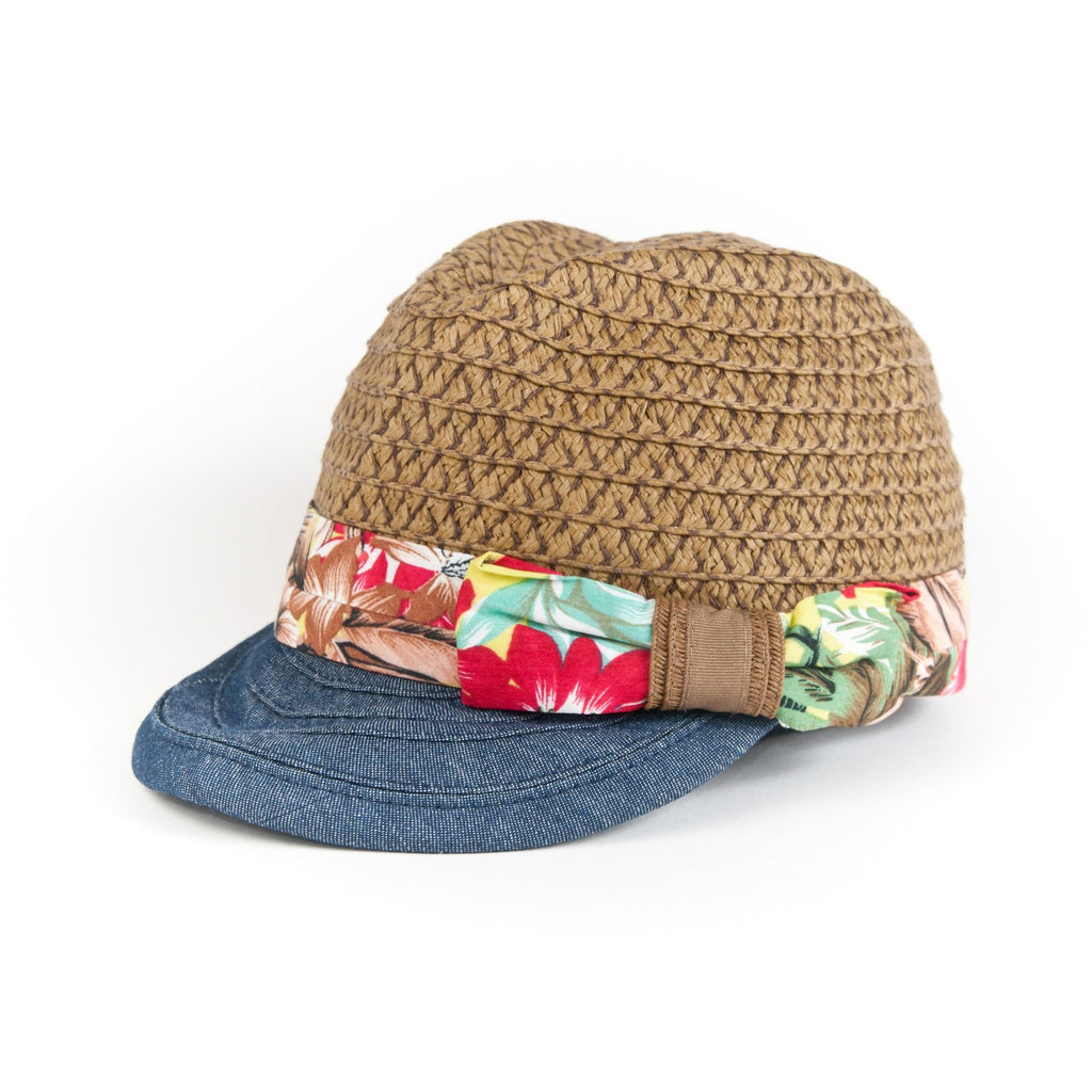 URBAN TROPICAL CAP - GraceHats Cap Grace Hats - Grace Hats