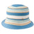 STRIPE CLOCHE - GraceHats Cloche Grace Hats - Grace Hats